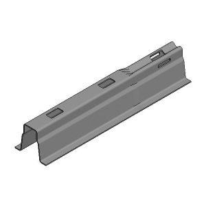 Van der Valk Producten bij Solartoday - Montageprofiel voor solarsysteem - Verz dakdrager L=1000x1,5mm