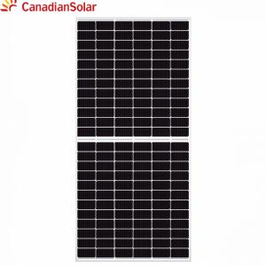 Canadian Solar CS3L-375MS HiKu 40mm MC4/EVO2