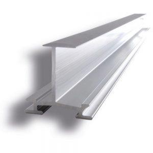 TRITEC Inlegprofiel TS-35 light, alu blank, 6m