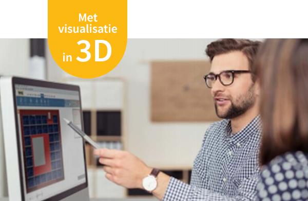 Tritec inleg 3D visualisatie